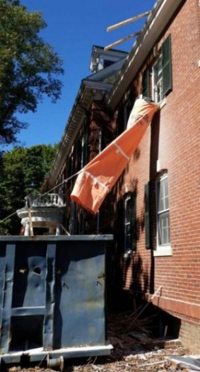 Construction Garbage Chute : Construction trash chutes archives easy chute